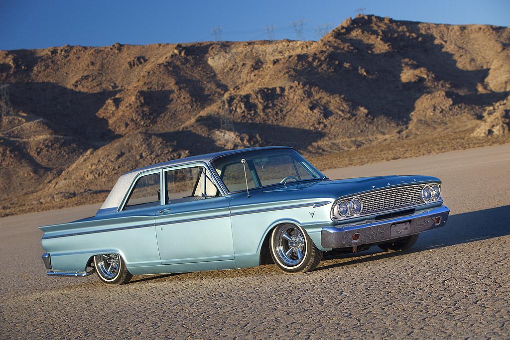 63 Ford Fairlane Custom