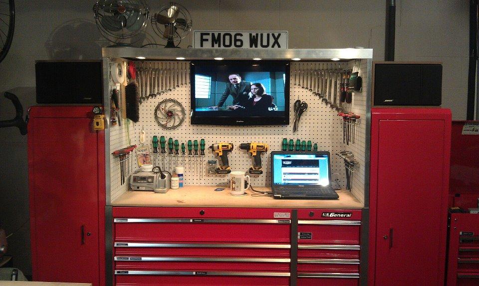garage tool box ideas - toolbox