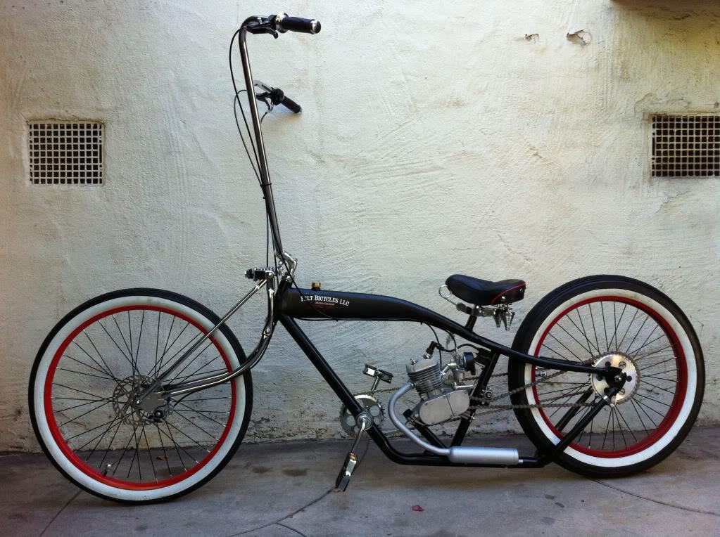 Bicycle Rub N Scrape