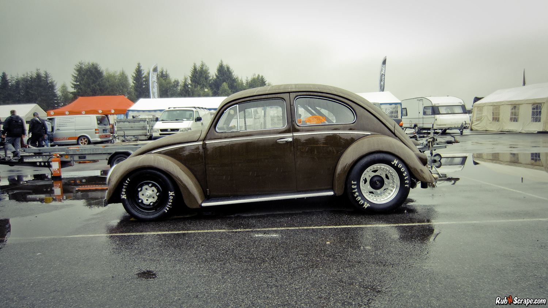 black vw beetle classic